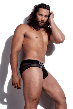 Slick Black Brief - Marco Marco