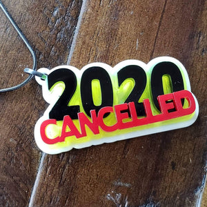 2020 CANCELLED Necklace - Marco Marco