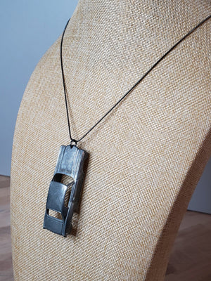 Designer Mens Underwear | Marco Marco | Tiny Muscle Car Necklace