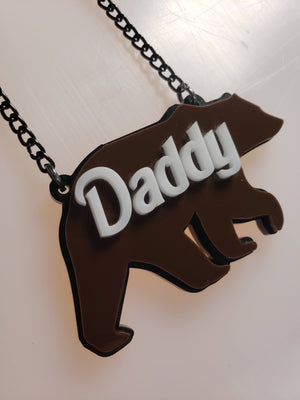 Daddy Necklace - Marco Marco