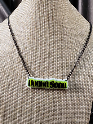 Vodka Soda Necklace - Marco Marco