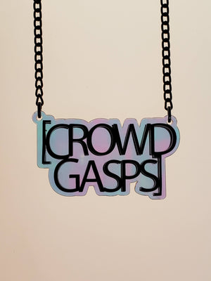 Designer Mens Underwear | Marco Marco | [CROWD GASPS] Necklace