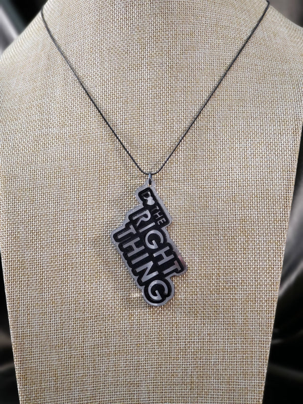 D♥ THE RIGHT THING Necklace - Marco Marco