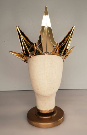 Designer Mens Underwear | Marco Marco | Triton Crown | Gold Mirror