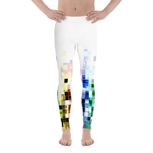 Pride Tile Leggings (With Pouch) - Marco Marco