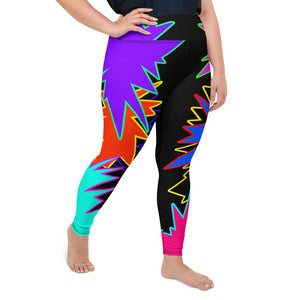 BAM! Leggings Extended Size (No Pouch) - Marco Marco