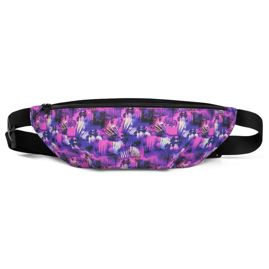 Purple Sunset Fanny Pack - Marco Marco