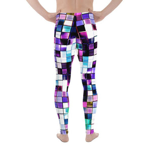Crystal Tile Leggings (w Pouch) - Marco Marco