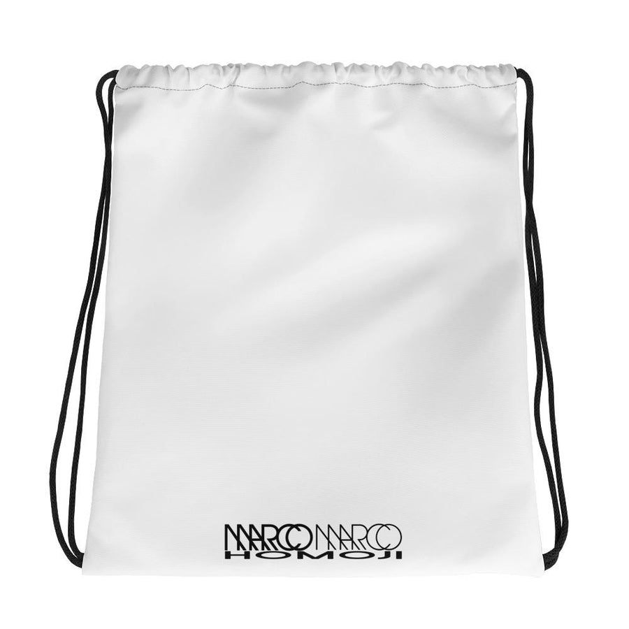 Rainbow Tongue Drawstring bag - Marco Marco