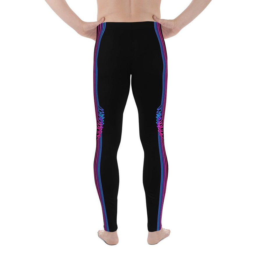 Bi Pride Leggings (With Pouch) - Marco Marco