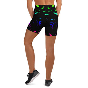 Turn Up Biker Shorts (No Pouch) - Marco Marco