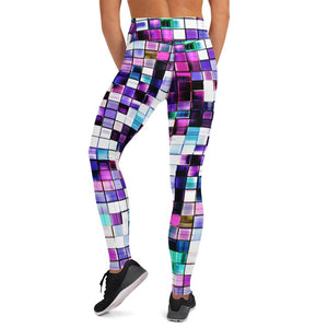 Crystal Tile Leggings (No Pouch) - Marco Marco