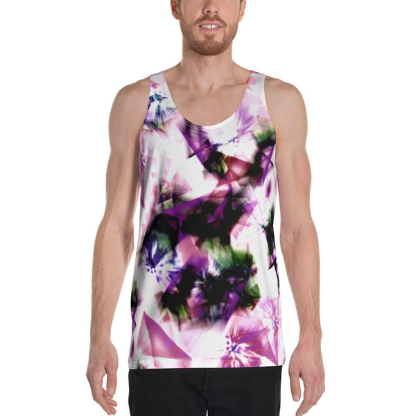 Designer Mens Underwear | Marco Marco | Diamond Crown Tank Top (Unisex)