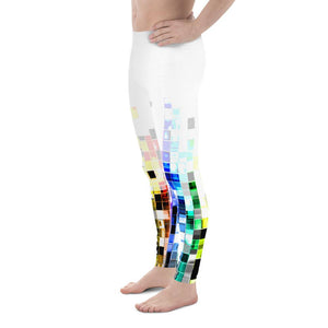 Designer Mens Underwear | Marco Marco | Pride Tile Leggings (With Pouch)