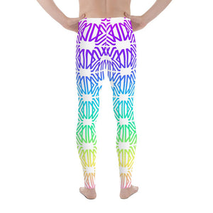 Rainbow Gradient Legging (With Pouch) - Marco Marco