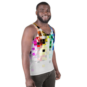 Pride Tile Tank Top (Unisex) - Marco Marco