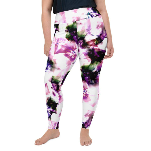 Diamond Crown Leggings Extended Size (No Pouch) - Marco Marco