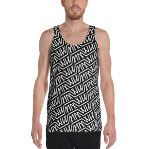 MM Logo Unisex Tank Top