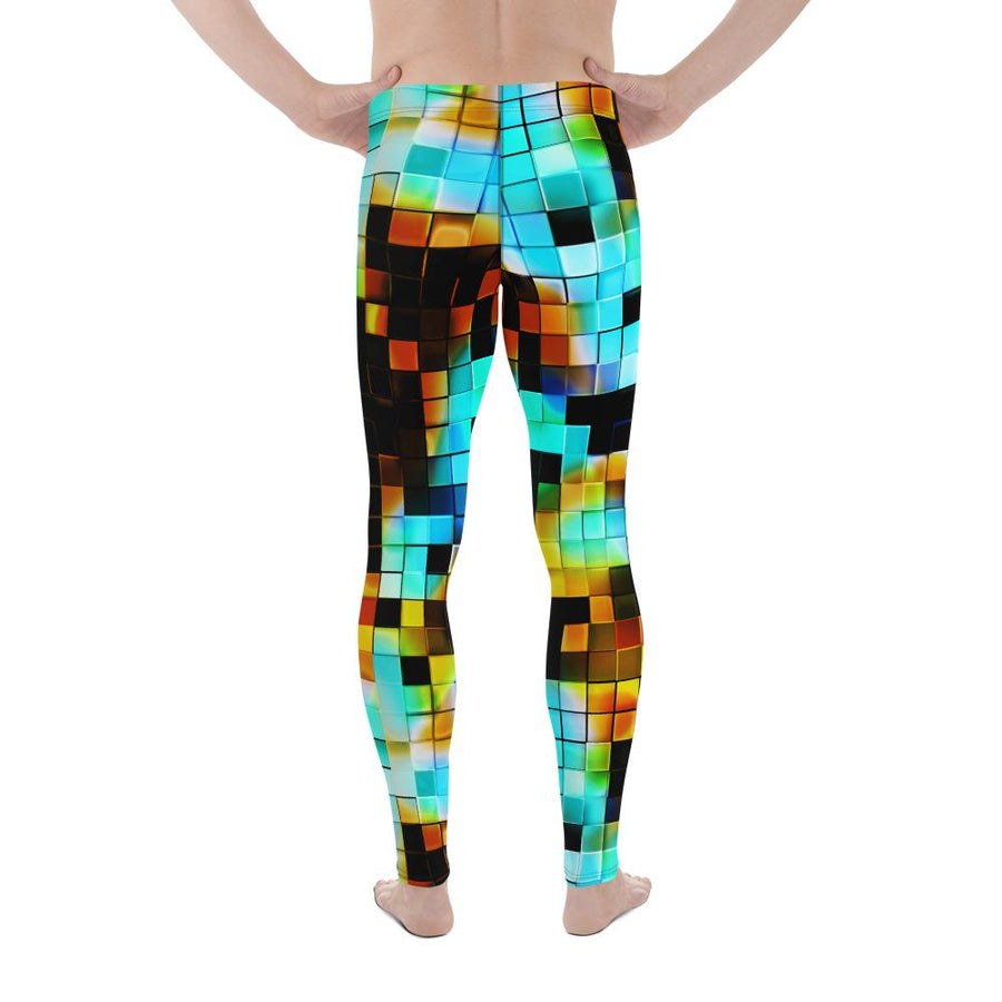 Pixel Leggings (With Pouch) - Marco Marco
