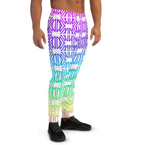 Rainbow Gradient Jogger Pants - Marco Marco