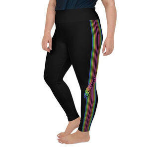Designer Mens Underwear | Marco Marco | Pride Hi Waist Leggings Extended Size (No Pouch)