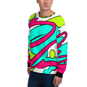Designer Mens Underwear | Marco Marco | Pop Art Sweatshirt