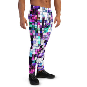 Crystal Tile Jogger Pants - Marco Marco