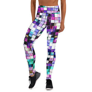 Designer Mens Underwear | Marco Marco | Crystal Tile Leggings (No Pouch)