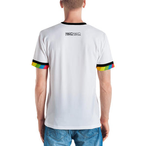 Designer Mens Underwear | Marco Marco | Rainbow Tongue T-shirt