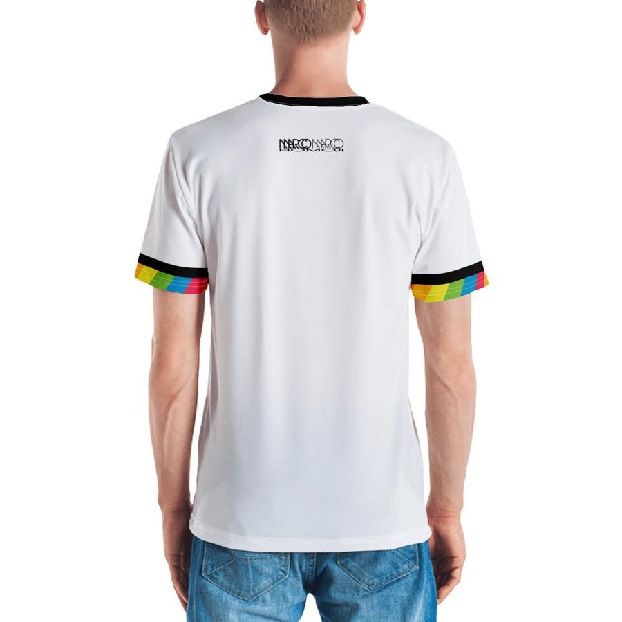 Rainbow Tongue T-shirt - Marco Marco