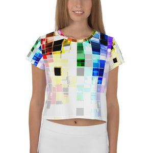 Pride Tile Crop Top - Marco Marco