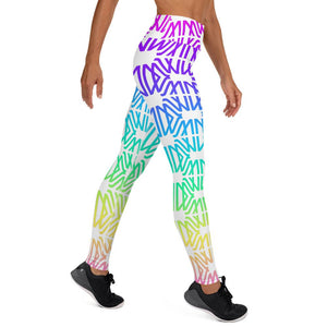 Rainbow Gradient Legging (No Pouch) - Marco Marco
