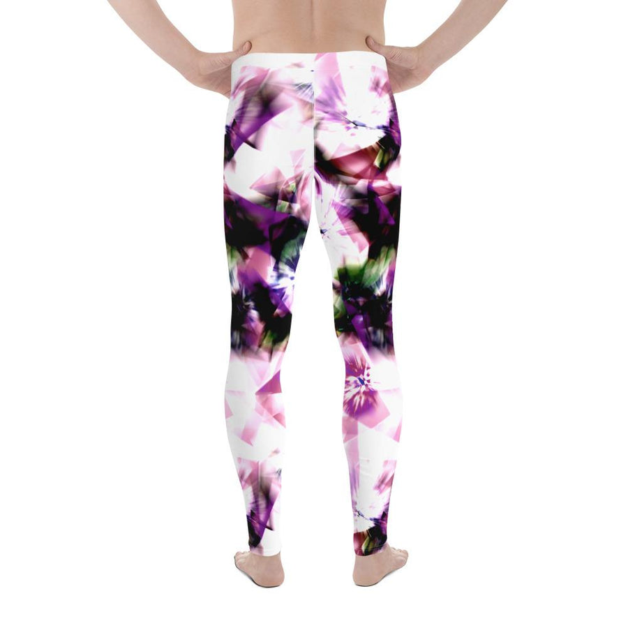 Diamond Crown Leggings (With Pouch) - Marco Marco