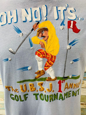 80s - Golf Tournament | T-Shirt - Hamlets Vintage