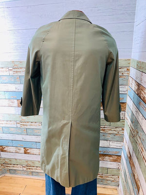 80's Yves Saint Laurent  Trench coat  With removable Lining