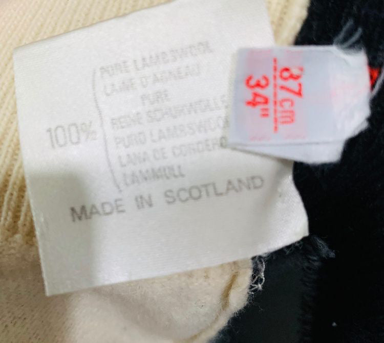 80's cardigan  By Pringle of Scotland  For Harrods London LandsWool