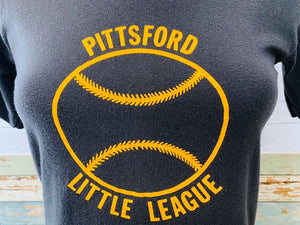80s - Pittsburgh Little League | T-Shirt - Hamlets Vintage