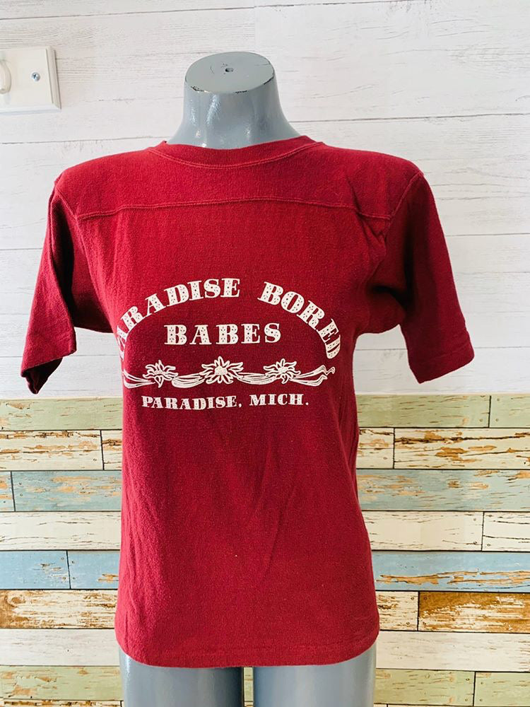 80s - Paradise Bored Babes | T-Shirt