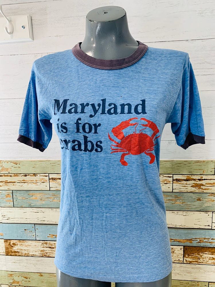 80s Maryland For Craps T-shirt