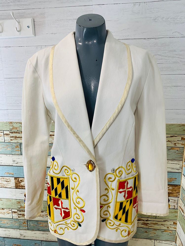 00s - Mary Land Crest Jewelry | Blazer