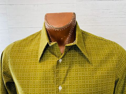 Paco Roca - Small Square Print | Long Sleeve Shirt