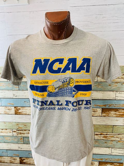 80s Short Sleeve T-Shirt | NCAA