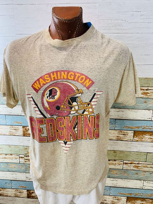 80s Washington Redskings Short Sleeve T-shirt