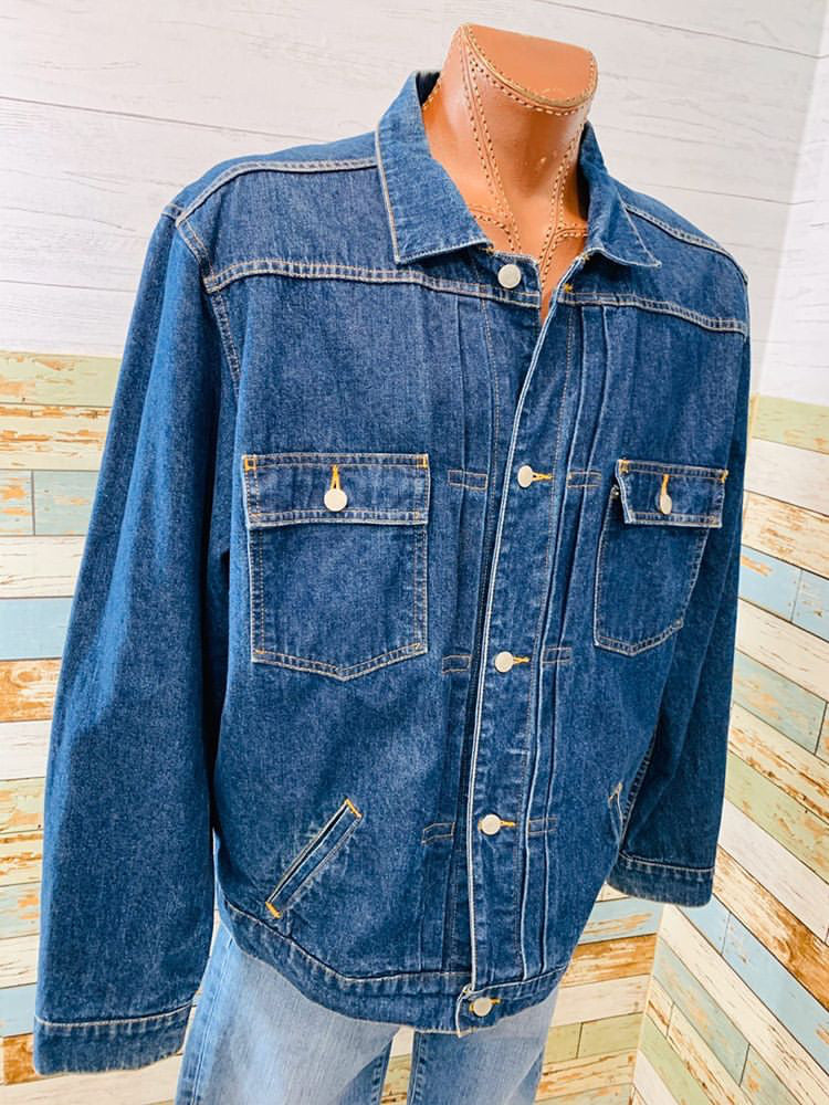 00s - Denim Jacket - Hamlets Vintage
