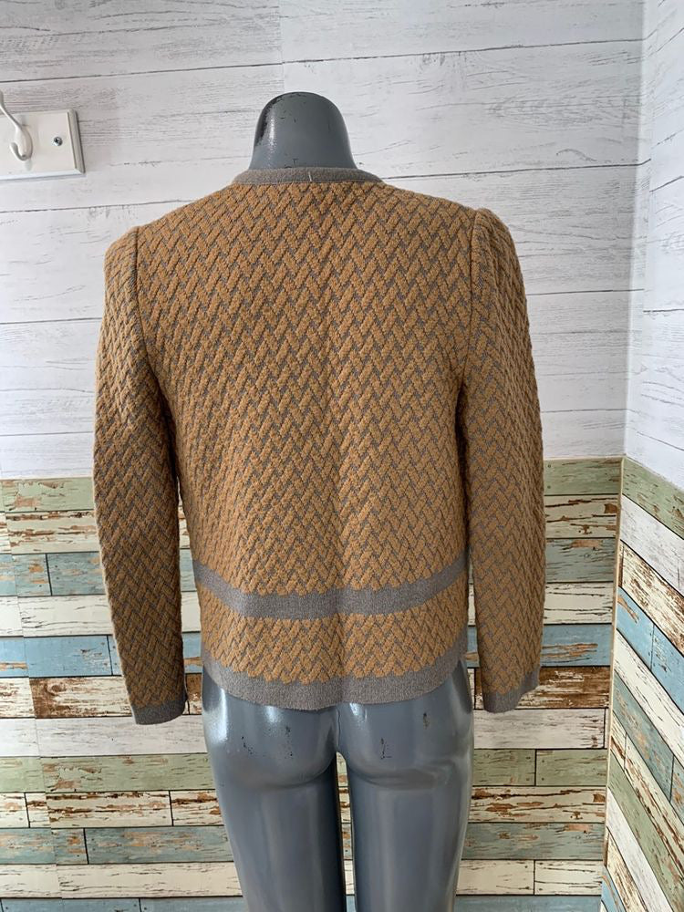 00s  knit Open Cardigan Style  By Keith adamo
