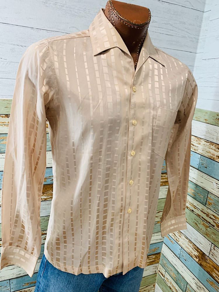 70s - Disco 2 Tone Long Sleeve Shirt