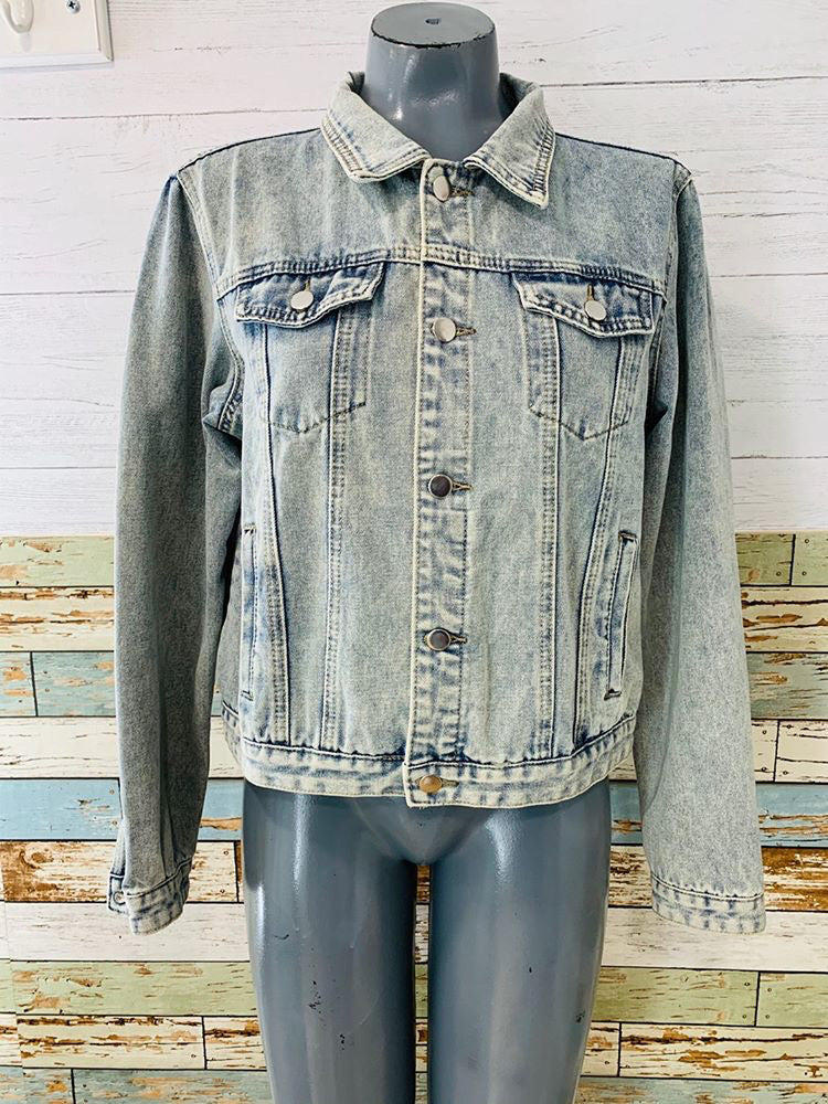 80's - MTV Original Denim - Hamlets Vintage
