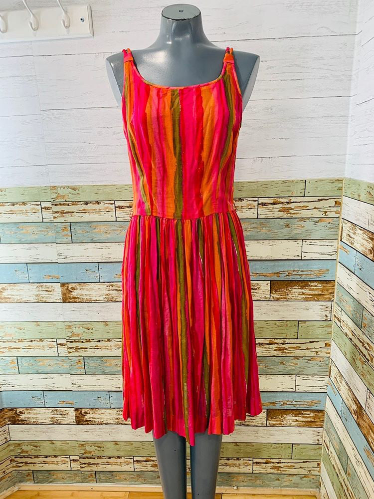 60's - Double Strapped Vintage Dress