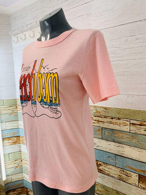 80s - Barbados Beach Bum | T-Shirt