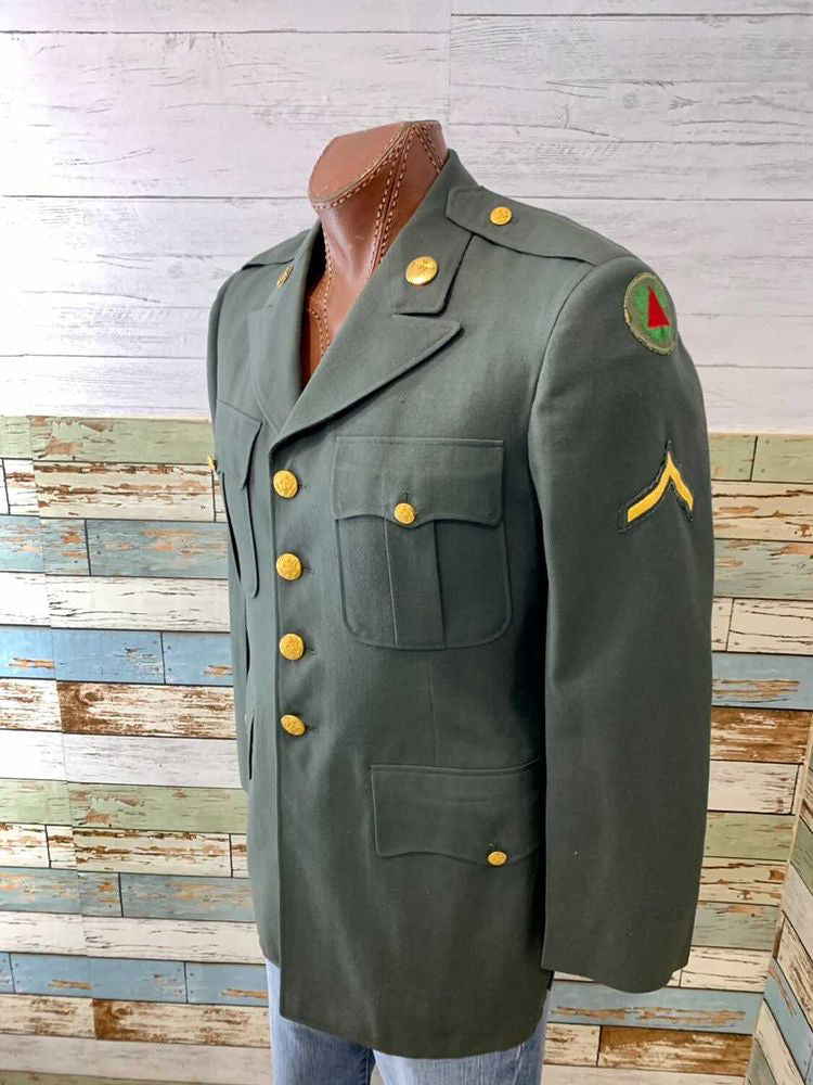 80s Military Doctor Uniform